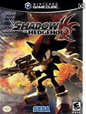 Shadow the Hedgehog (Nintendo GameCube, 2005) Tested Disc Only, No Case.