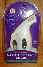 My Little Steamer Go Mini White 850 Watt Joy  Mangane New, in Package White