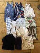 Baby Boy's Clothes Bundle Age: 3-6 Months
