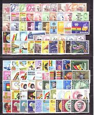 GHANA COLLECTION: (284) ALL OR NEARLY ALL DIFFERENT STAMPS!
