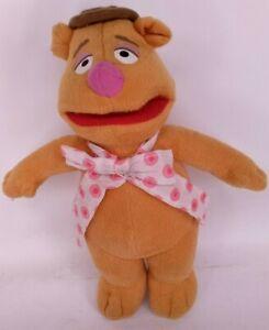FOZZIE BEAR 30cm plush toy Disney The Muppets