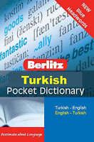 Berlitz: Turkish Pocket Dictionary by Berlitz Publishing Company (Paperback,...