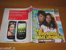 SORRISI CANZONI=2011/35=GABRIEL GARKO=ASIA ARGENTO=MARIA GADU=KUNG FU PANDA=