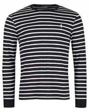Ralph Lauren Crew Neck Long Sleeve T-Shirts for Men