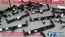 NEW RAV 4 Towbar Kit (1200kgs) Toyota RAV 4 TOW BAR (07/00-01/06)