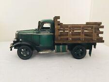 Vintage Green Truck Decor