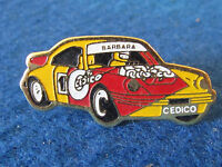 Enamel Badge - Rally - Cedico - Jean Jacques Barbara