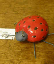 Home Grown STRAWBERRY LADYBUG  #4017228,  MIB Enesco NEW from our Retail Store