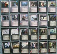 Lord of the Rings CCG Fellowship 1C2 The One Ring The Ruling Ring X2 LOTR TCG