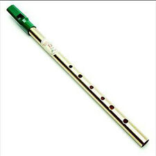 WALTONS BRASS IRISH TIN PENNY WHISTLE - KEY OF D 08AWAL-1520