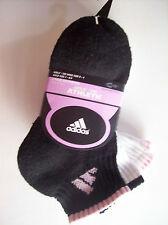 Adidas Socks 3 pr Sport Athletic Performance Training sz Small 7-8.5 NIP