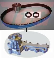 GATES RACING TIMING BELT KIT + WATER PUMP HOLDEN COMMODORE VL RB30 SKYLINE R31