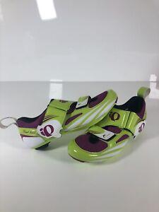 Pearl IZumi Interface EU 41 Biking Shoes  women's Carbon Fiber Pro Grade