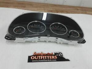 Jeep JK Wrangler OEM Speedometer Gauge Cluster 66k Miles 56054392AF 15-18 37073