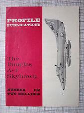 Profile # 102 Douglas A-4 Skyhawk (Markings, Insignia, Combat, Vietnam, Marines)