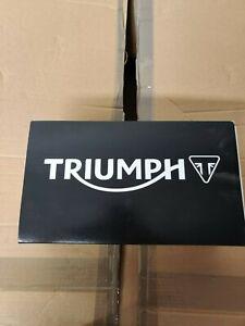 Genuine Triumph A9808087 - Alarm Kit, S4