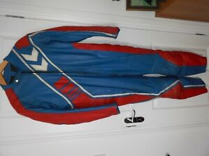 VINTAGE ONE PIECE TT MOTORCYCLE LEATHERS