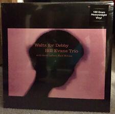 BILL EVANS TRIO Waltz Debby LP 180-gr Scott LaFaro Paul Motian village vanguard
