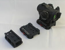 QD rail mount for aimpoint T1, T2