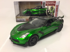 Transformers The Last Knight Crosshairs 2016 Chevy Jada 1:24 Scale