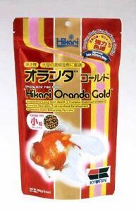 Hikari oranda gold Floating type small grain 300g From Japan