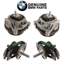 For BMW F22 F23 F30 Left & Right Engine Mounts & Transmission Mounts Kit Genuine
