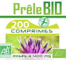 Prêle Bio 400mg - 200 comprimés