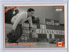 1993 Ice Hot International Curling Card #57 Garnet Richardson Canada