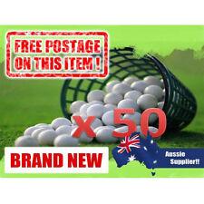 Unbranded Golf Balls