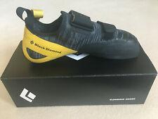 Black Diamond Zone Climbing Shoes, New in Box (Black/Yellow, Size 11)