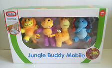 Little Tikes - Jungle Buddy Mobile - BOXED!! ** GREAT TOY/GIFT **