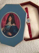 Montre rare SWATCH Louis XIV dans son écrin