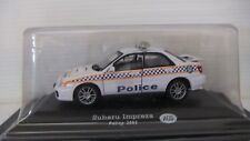 SUBARU Impreza - Australia Police (2002) - 1/43