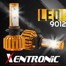 XENTRONIC LED HID Headlight Conversion kit 9012 6000K for 2016-2016 Scion iM