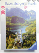 New Ravensburger Neuschwanstein Castle 1000 Jigsaw Puzzle No. 157631 Cinderella