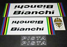Bianchi Pista Bicycle Decal Wrap Set (sku Bian110)