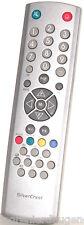 Télécommande/Remote SILVERCREST/LIDL RC2240 => Téléviseur CT2116 CRT TV