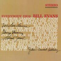 Bill Evans - Everybody Digs Bill Evans [New Vinyl LP] Colored Vinyl, Ltd Ed, 180