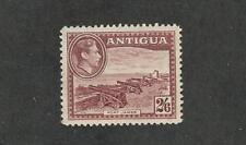 Antigua, Postage Stamp, #92 Mint LH, 1942 Fort James, JFZ
