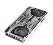 Schutzhülle f Samsung Galaxy S Advance i9070 Tasche Case Ghettoblaster Radio