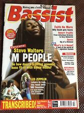 Bassist Magazine march 1998 m people