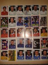 Panini Sticker EM 2012 30 x Sammelbilder Fussball Sammelbilder EURO 2012 TOP C