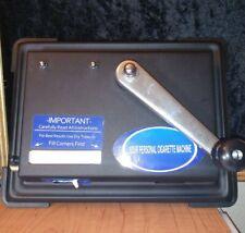 Portable Cigarette Rolling Machine Tobacco Injector Maker