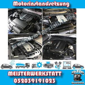 BMW 116d 118d 120d 123d Motorinstandsetzung inkl. Abholung Sorglospaket ⭐⭐⭐⭐⭐