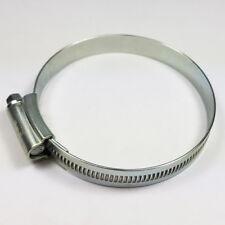 60 - 80 mm Zinc Hose Clips Jubilee Clip JCS Hi-Grip Fuel Worm Mild Steel