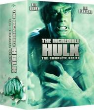 The Incredible Hulk - The Complete Series (Dvd, 2017, 20 discs) season 1-5 new
