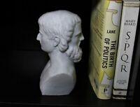 Janus Bust; 7-inch Statue of the Roman God
