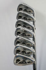 WILSON STAFF FG TOUR V2 FORGED IRONS 3-9 IRON EXTRA STIFF PROJECT X PXi SHAFTS