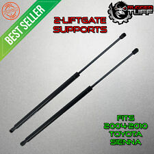 Liftgate Supports Shocks For Toyota Sienna 04-10 Rear Hatch Gas Lift Springs 2pc