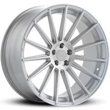 "(4) 21"" Road Force Wheels RF15 Silver Rims (B5)"
